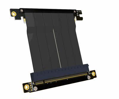 ADT顯卡延長線 PCI-E x16 3.0 兼容ITX A4主機殼 pcie 16x全速穩定