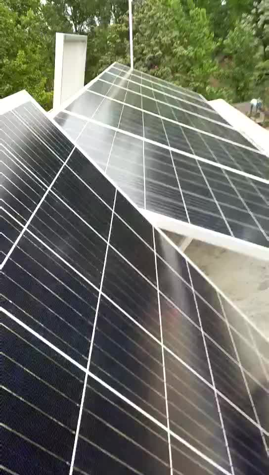 Complete 1kw 2kw 3kw 4kw 5kw Home Ground Solar Power ...