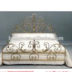 King Size Antique Iron Beds View Antique Iron Beds Billion Product Details From Shijiazhuang Billion Industrial Co Ltd On Alibaba Com