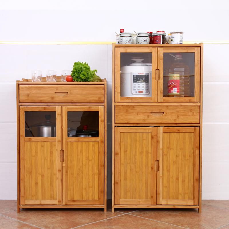 kitchen microwave shelves side