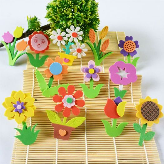 Flowers For Class Room Decoration | Decoration For Home