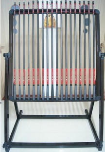 special fishing rod display stand