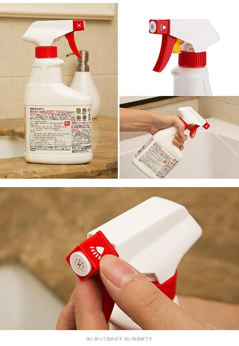 日本進口除黴劑化妝室除黴味房間牆體黴斑瓷磚縫隙清潔防黴噴霧劑