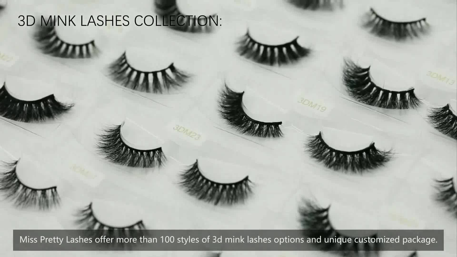 Cheap Price Thick Band Own Brand Lashes Private Label