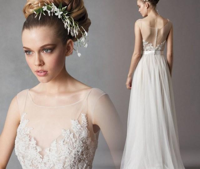 New Sexy Elegant Lace Halter Gauze Evening Fresh Sen Department Bride Outdoor Lawn Beach Photo Wedding