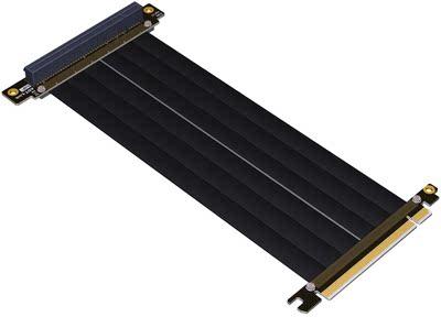 ADT顯卡延長線 PCI-E 3.0 x16 垂直豎立放主機殼pcie 16x 全速穩定