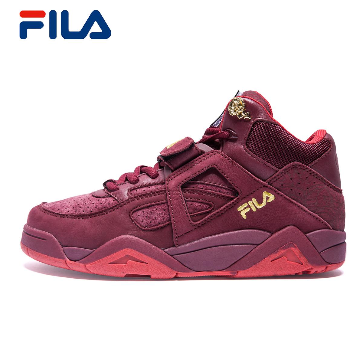 Fila Womens Shoes 2017 Autumn New Classic Basketball