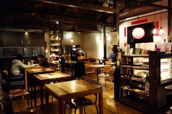 【公館】CAF'E TROUV'E.找到咖啡.小文青的雨後