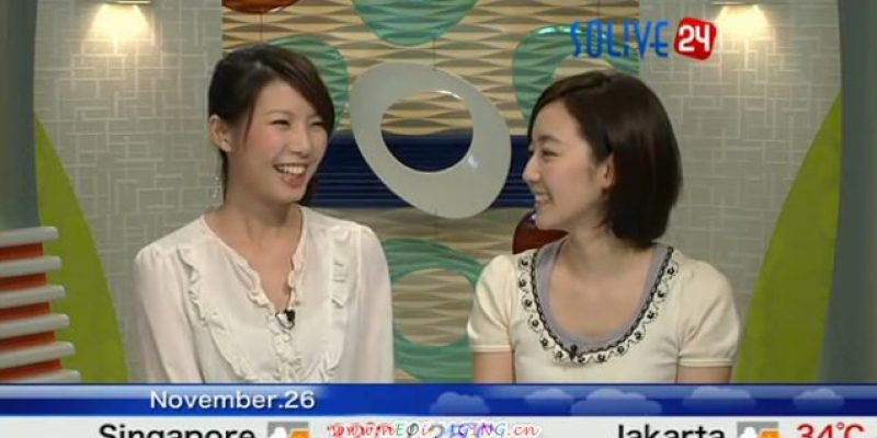 11/26 Day129-AMY生日快樂&我在SoLive asia