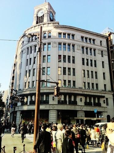 日本Day108|漫遊銀座三丁目.PLATINUM BUFFET新宿吃到飽餐廳