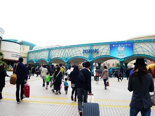 日本Day96|水汪汪的Disney Sea