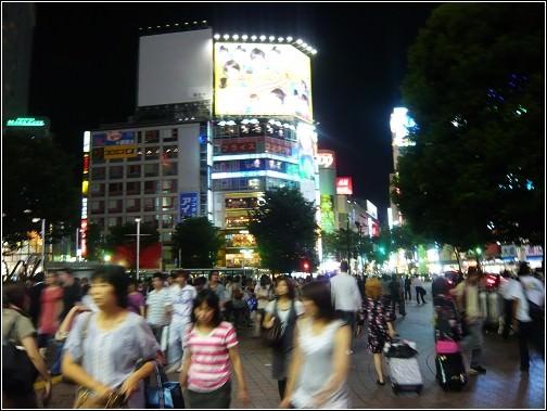 日本Day14|惠比壽剪髮記。代官山。涉谷漫遊