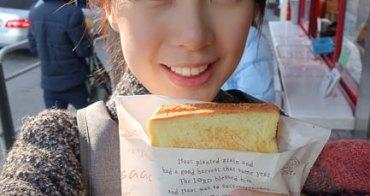 【首爾】明洞ISAAC.韓國美而美.樸實美味的煎蛋吐司