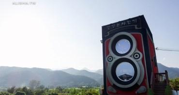 京畿道|作夢的照相機꿈꾸는사진기 『Buzzfeed』死前必訪的25間咖啡廳之一