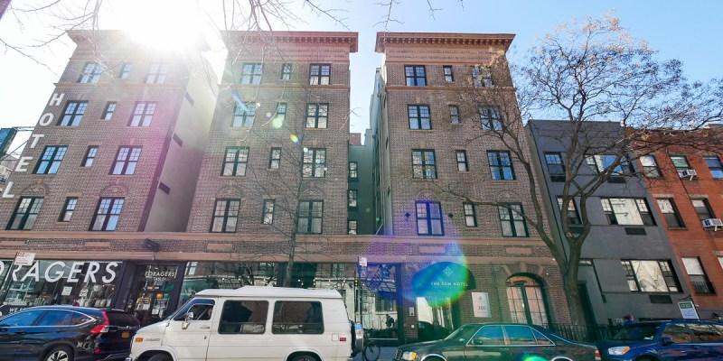 紐約住宿 The GEM Hotel 曼哈頓中城 鬧中取靜住宅區