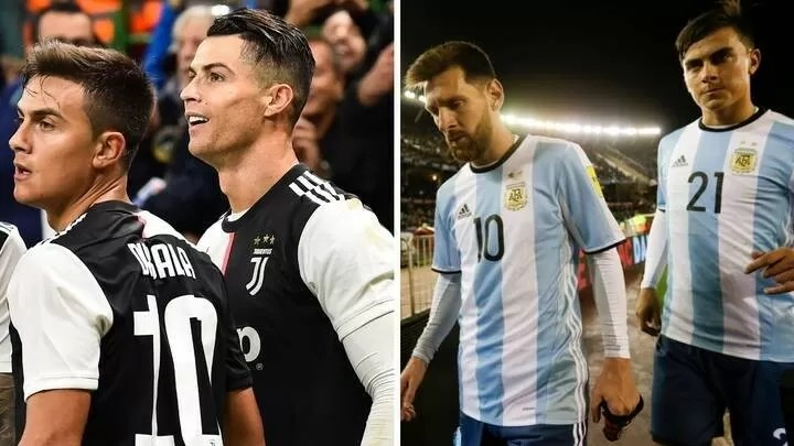 Arthur to be 13th star to play with Messi & CR7... How do the rest compare duo? 3
