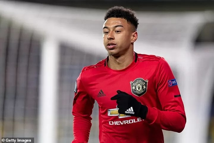Manchester United are prepared to sell Jesse Lingard this summer 7
