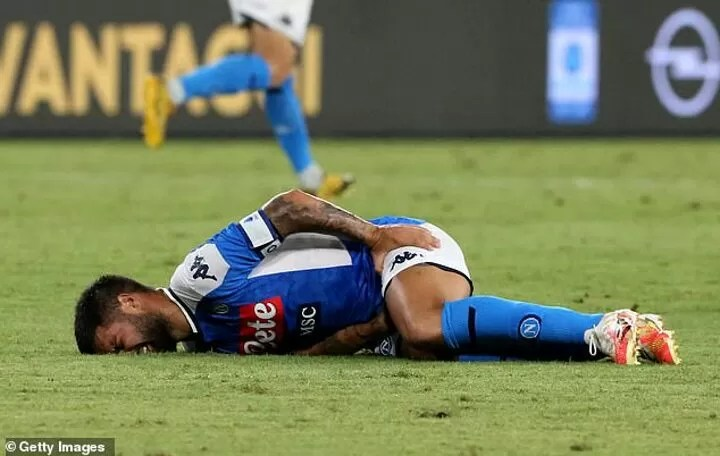 Napoli could be without Insigne for crunch UCL clash with Barcelona 3