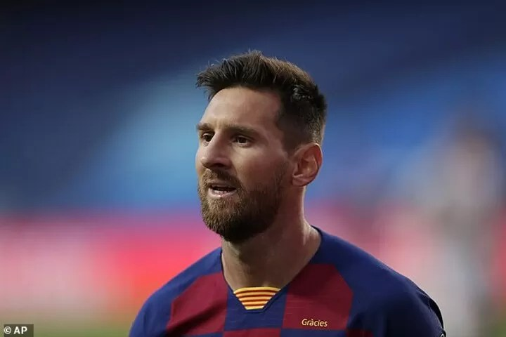 PSG, Inter Milan and Juventus 'are ready to move for Lionel Messi' after hints over Barcelona exit 2