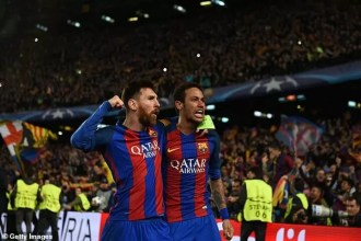 PSG, Inter Milan and Juventus 'are ready to move for Lionel Messi' after hints over Barcelona exit 5