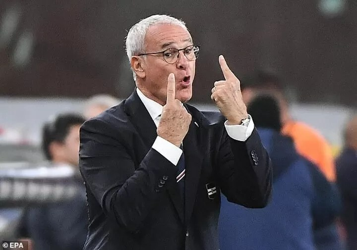 Chelsea outcast Drinkwater 'could reunite with old boss Ranieri at Sampdoria' 3