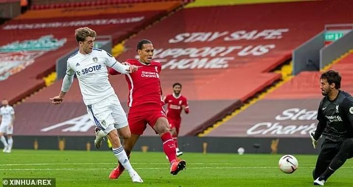Virgil van Dijk has made more crucial errors than ANYONE in the top-flight since the 2018-19 season 3