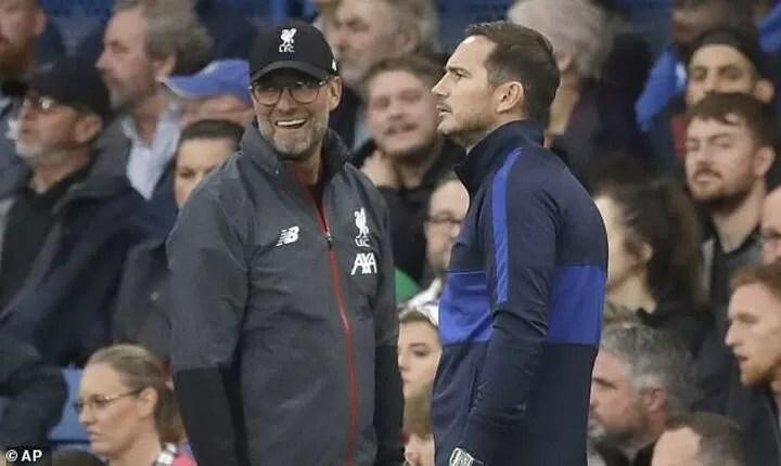 Best of enemies? Jurgen Klopp and Frank Lampard's needle is just what the Premier League needs 13