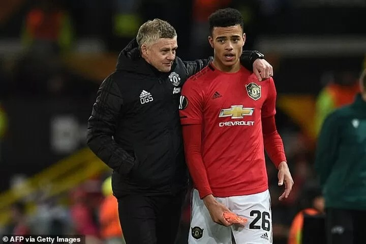 Mason Greenwood 'Not Sure on his Manchester United place ahead of Crystal Palace opener' 2