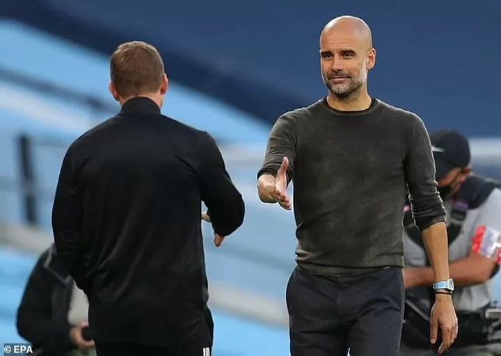 Pep Guardiola insists Manchester City must not use fitness and injury concerns as an excuse 2