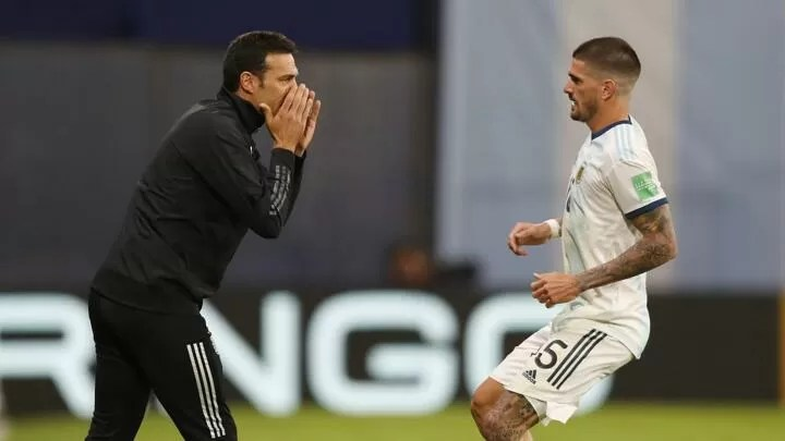 It's not easy to play with this shirt! - Scaloni salutes Argentina desire after Messi penalty winner 2
