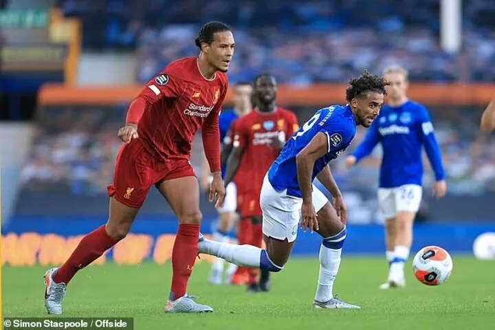 Liverpool and Everton will NOT be affected by local lockdown measures ahead of Merseyside derby 2