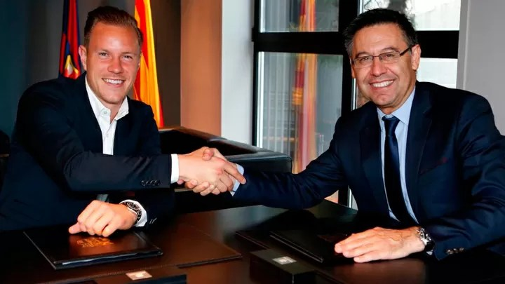 Barcelona have to renew Ter Stegen at whatever cost 2