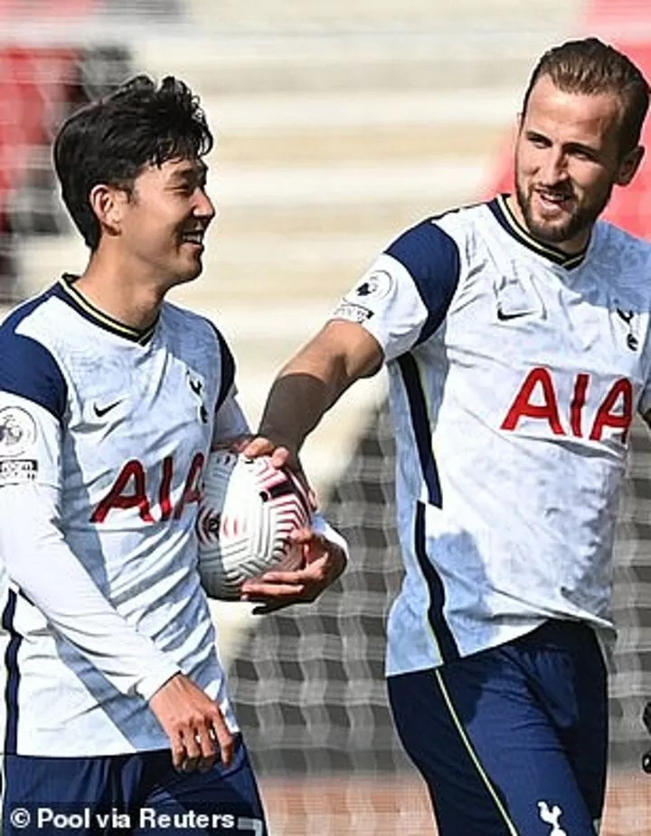 Spurs could have the deadliest attack in the league with Gareth Bale, Harry Kane and Son Heung-min 2