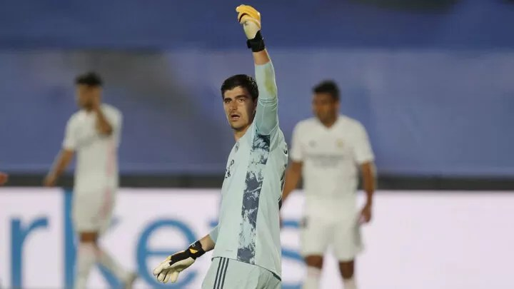 Who should take responsibilities for Real Madrid's loss today? 2