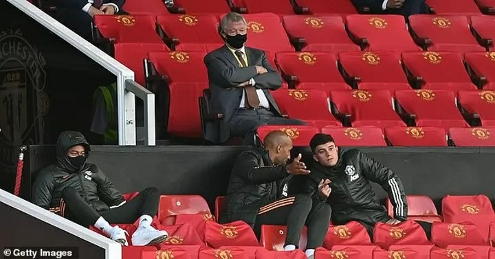 What happened to Jesse Lingard? 3