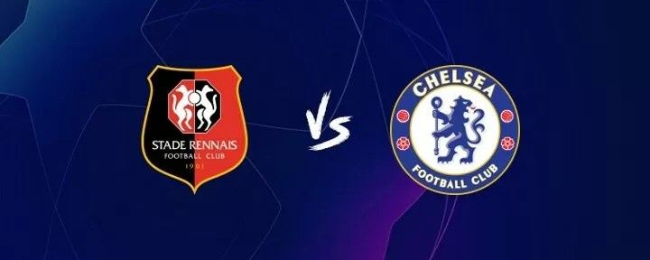 Rennes vs Chelsea: #UCL LIVE STREAM 2