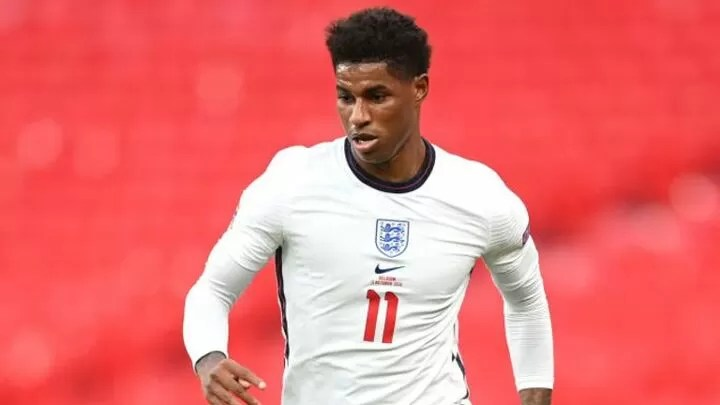 Rashford earns place on Football Black List in honor of food poverty campaigning 2