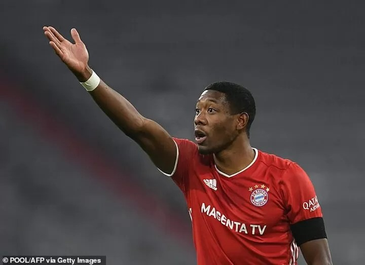 Real Madrid 'closing in on Alaba transfer after tabling four-year contract' 5