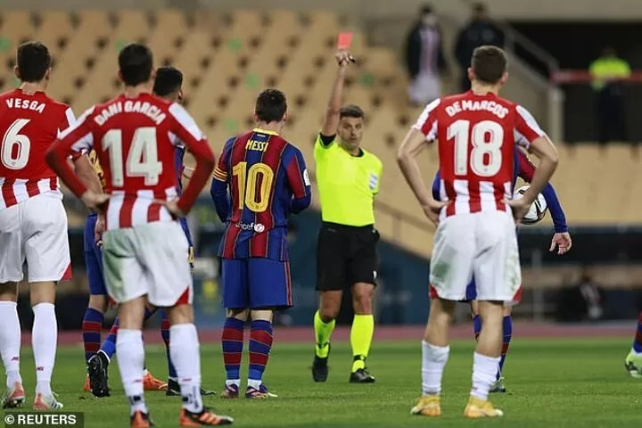 Messi could face 12-MATCH BAN for punching opponent 5