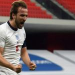 Harry Kane leads England to 0-2 win in Albania