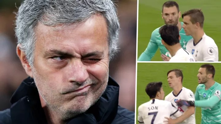 Mou: Physical fight between Lloris & Son was beautiful 2