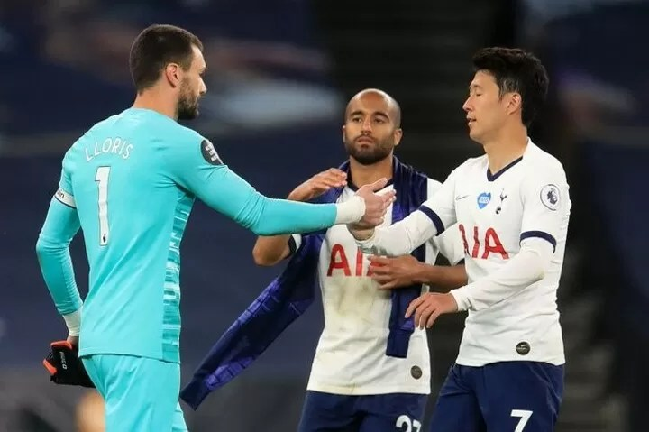 Mou: Physical fight between Lloris & Son was beautiful 3