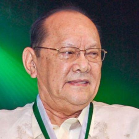 Eduardo cojuangco Jr