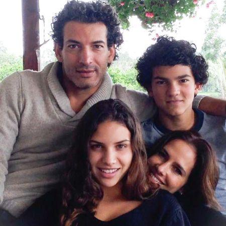 Paola Turbay's family