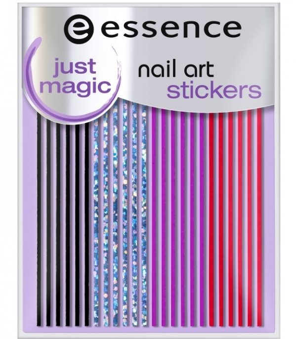 I Want Candy Scented Nail Stickers 01 It All Essence