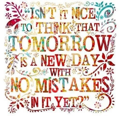 tomorrow new year quotes