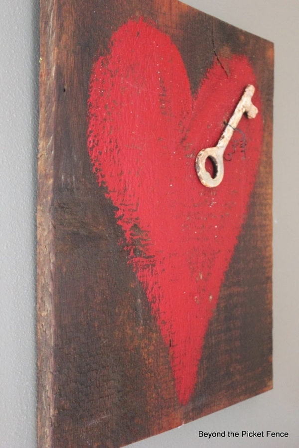 Key To My Heart 36 Fun Valentines Day Crafts You