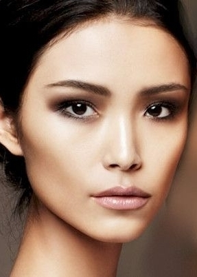 Image result for asian face contour