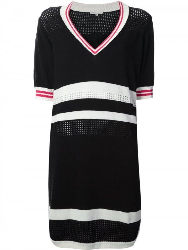 Rebecca Minkoff Striped Sweater Dress - 7 Sporty Dresses for…