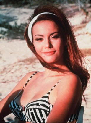 Image result for claudine auger as domino